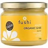 Fushi Organic Ghee 230g – Organic Certified | English Ghee | Vegetarian, Clarified Pure Ayurveda Grass Fed Butter | Ghee…
