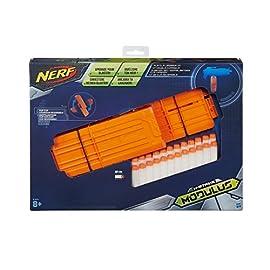 Hasbro-Nerf-B1534EU4-N-Strike-Elite-Modulus-Zubehr-Set-Doppelseitiges-Clip-Magazin-Nerf-Zubehr