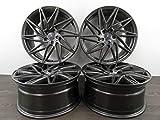 4 Alufelgen KESKIN KT20 19 Zoll passend für Mercedes A 176 B C 20205 CLA E 238 GLK GLA S Vito NEU