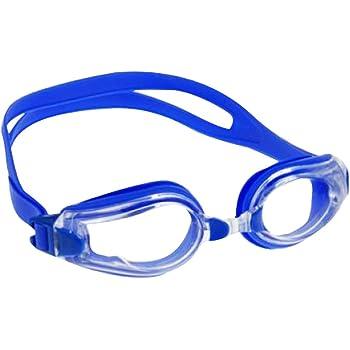 d89689e61f5 Adult Anti-fog Swimming Goggles Glasses (Blue)  Amazon.co.uk  Sports ...
