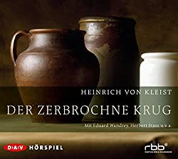 Der zerbrochne Krug: Hörspiel (2 CDs)