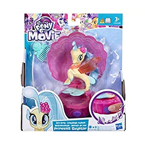 My Little Pony My Little Pony-C0684 Melodía en el mar, Multicolor (Hasbro C0684EU40)