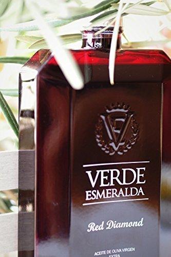 "Aceite de Oliva Virgen Extra Verde Esmeralda ""Red Diamond"""