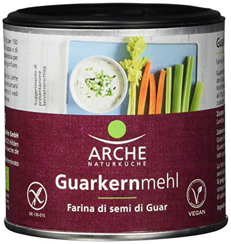 Arche Guarkernmehl 125g -Jetzt Bio-  Bio