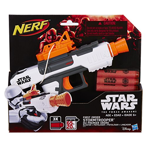 Star Wars E7 Stormtrooper Verpackung