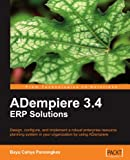 ADempiere 3.4 ERP Solutions...