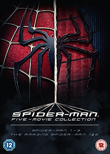 the-spider-man-complete-five-film-collection-dvd
