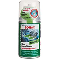 SONAX 03232000climática Powe rcleaner, Aire Acondicionado Limpiador 100ML (Apple de Fresh)