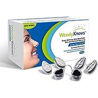 WoodyKnows 3 in 1 Anti Allergie Nasenfilter kombiniert Ultra-Atmungsaktiv, Super Defense und Gas- und Schmutzreduzierung... preisvergleich bei billige-tabletten.eu