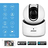 ANNKE ® Cámara IP de vigilancia de interior Audio en 2 direcciónes P2P H.264 Wifi IP Cámara IR-Cut 720P HD CCTV, 1280x720, visión nocturna hasta 8 met