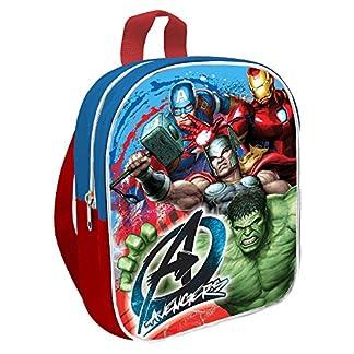 51HfbszBkfL. SS324  - Marvel AV29001 Avengers - Mochila Infantil, 29 cm
