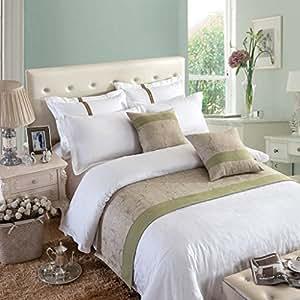 osvino bettl ufer leinen feuchtigkeitsbindend atmungsaktiv betttuch bett deko f r sofa. Black Bedroom Furniture Sets. Home Design Ideas