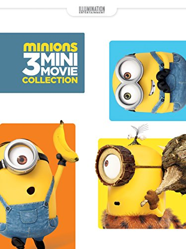Image of Minions 3 Mini-Movie Collection