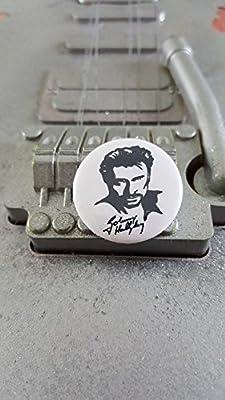 Badge Johnny Hallyday