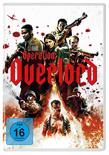 Operation: Overlord - Equalizer Dvd-the