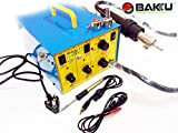 Buyyart New 3 in 1 Quick 900 SMD Rework Station & 12W Micro