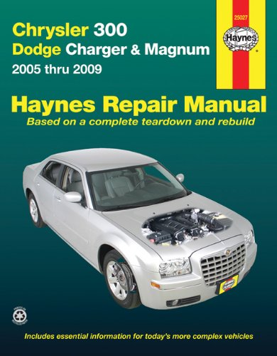 haynes-chrysler-300-dodge-charger-magnum-2005-thru-2009-automotive-repair-manual