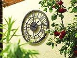 """Gardman Uhr große """"Römische Ziffern"""", mehrfarbig -"""