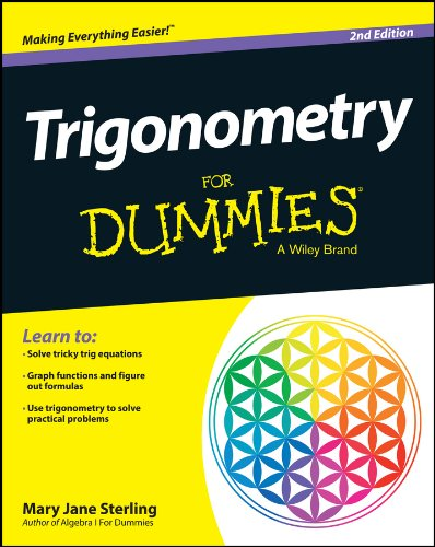 Trigonometry For Dummies (English Edition)