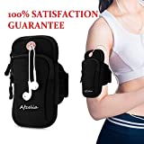 Afzelia Armband for Running Waterproof Washable Mobile Holder Arm Band for Fitness Gym