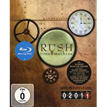 Rush - Time Machine/Live in Cleveland 2011