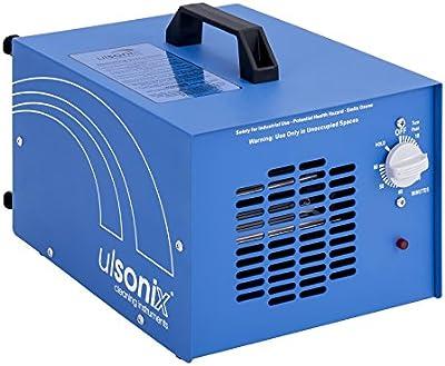 Ulsonix - AIRCLEAN 7G-ECO - Generador del ozono – 7000 mg/h – 98 vatios - Envío Gratuito