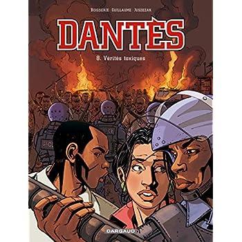Dantès  - tome 8 - Vérités toxiques