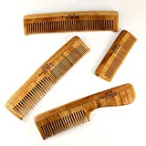 Best Living Hair - Ancient Living Neem Wood Comb - Prevents Hair Review