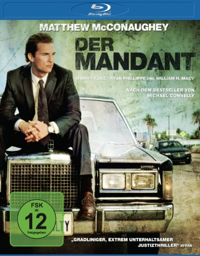 Der Mandant [Blu-ray]