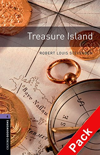 Oxford Bookworms Library: Oxford Bookworms 4. Treasure Island CD Pack ED08: 1400 Headwords por Robert Louis Stevenson