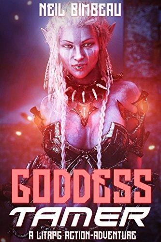 Goddess Tamer: A LitRPG Harem Adventure (English Edition)