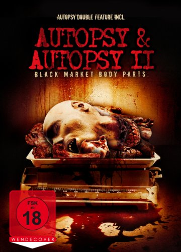 Bild von Autopsy & Autopsy II - Black Market Body Parts [2 DVDs]