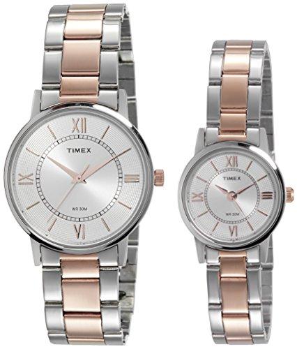 Timex Analog Silver Dial Unisex Watch – TW00PR213