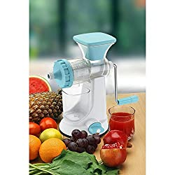 Deal of the Day /Todays Offer Berry* Brand new baby food juicer Apex Fruit Juicer Pro Green & Vegetable Clear Barrel Juicer Fruit Juicer Manual / Fruit & Vegetable Juicer Enjoy Fresh & Hygenic Juices In Comfort Of Your Own Home color Multicolor pack of 1 (Ultra) (Color May Vary)