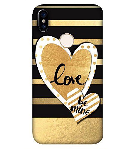 PrintVisa Designer Back Case Cover for Xiaomi Redmi A2 (Love me and be Mine)