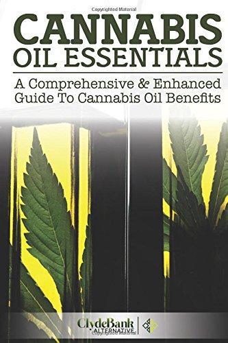 Cannabis Oil Essentials Cover Image