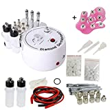 MYSWEETY 3 in 1 Diamond Microdermabrasion Dermabrasion Machine Facial Care Salon Equipment for Perso