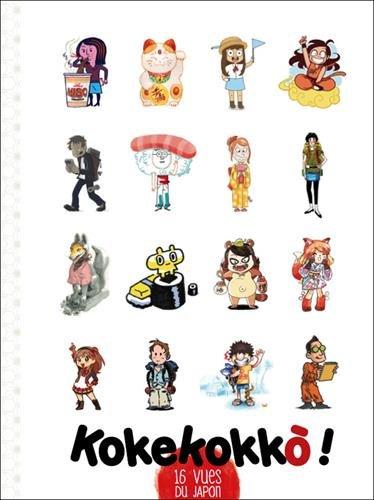 Kokekokko ! 16 vues du Japon (souple)