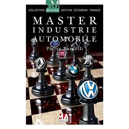 MASTER DE L INDUSTRIE AUTOMOBILE