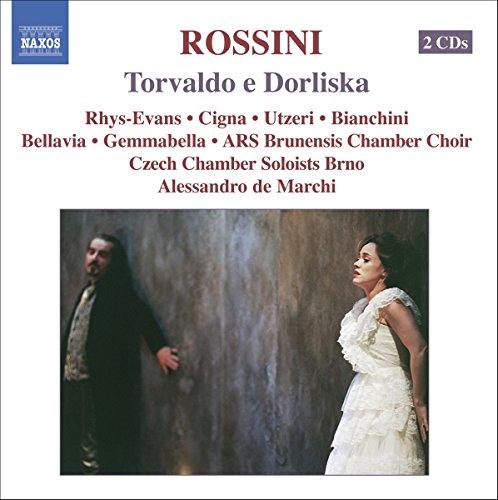 Rossini : Torvaldo et Dorliska