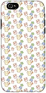 Snoogg Cute Piggy Designer Protective Back Case Cover for Apple iPhone 6 S/6S