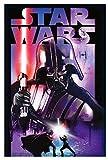 Fleecedecke 100x150cm - Star Wars