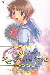 The Girl Who Runs Through Time, Volume 2