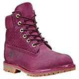 Timberland Damen Icon 6 Inch Premium Boots Farbe: Lila (A13HA); Größe: EUR 37.5 | US 6.5 | UK 4.5