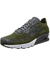 meet 1d881 0d0ac Nike Air Max 90 Ultra 2.0 Flyknit Mens Running Trainers 875943 Sneakers  Shoes (US 10