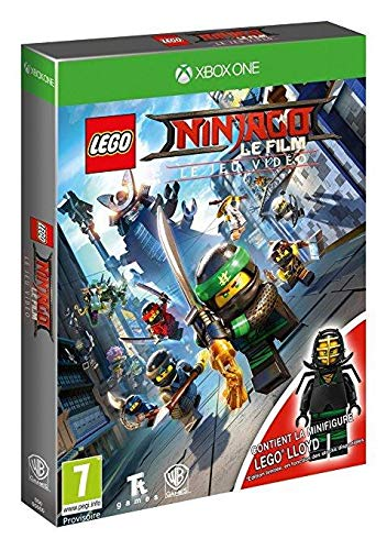 Lego Ninjago, Le Film : Le Jeu Video Edition Day One sur Xbox One