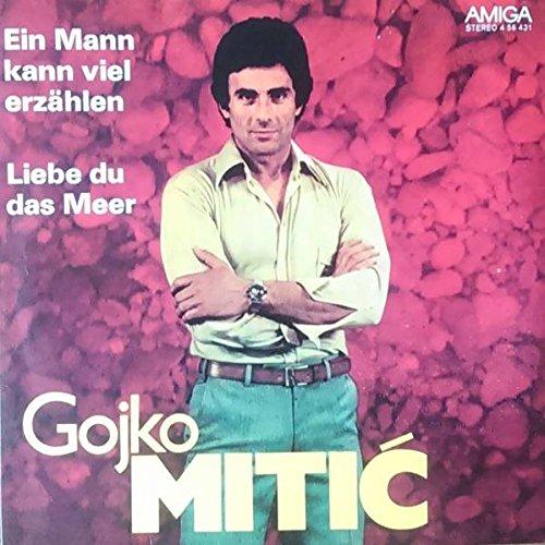 Gojko Mitic - Ein Mann Kann Viel Erzählen - AMIGA - 4 56 431 (Kann Vinyl Box)