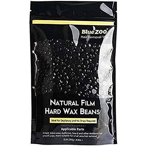 Petansy Wax Beans Épilation Cire Body Hard Wax Perles pour homme et femme Cheveux Supprimer