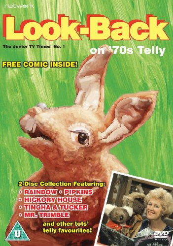 Look Back On 70's Telly - Issue 1 [DVD]
