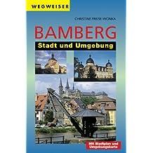 Wegweiser Bamberg - Stadt und Umgebung